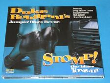 Duke Robillard / Stomp! The Blues Tonight - Jumpin' Blues Revue - CD