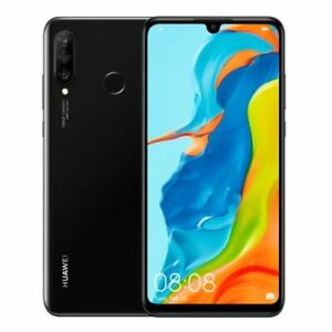 """Huawei P30 Lite SmartPhone 6/256GB 6.15"""" 2312x1080 IPS ANDROID USB-C 48MP"""
