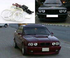 4Pcs CCFL White Angel Eye Halo Ring Light LED For BMW 3 5 7 Series E30 E32 E34