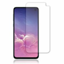 10X TOP QUALITY CLEAR SCREEN PROTECTOR COVER GUARD FILM FOR SAMSUNG GALAXY S10e