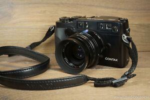 Contax G2   Black    used-photo   AN + VERKAUF   BTC ETH