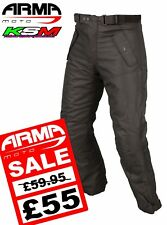 *SALE* ARMR MOTO MOTORCYCLE WATER PROOF HARA TROUSERS XXL *SALE*