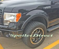 NO-DRILL FACTORY STYLE FENDER FLARES FOR 2009-2013 FORD F150 - OE TEXTURED