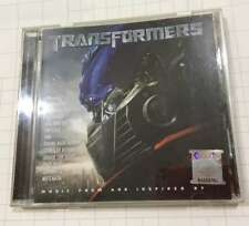 TRANSFORMERS OST MUSIC (2007 MALAYSIAN EDITION)  CD ALBUM SONGS HASBRO OPTIMUS
