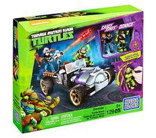 Mega Bloks Teenage Mutant tartarughe ninja donnies RACER MATTEL GIOCO VEICOLO NUOVO