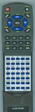 Replacement Remote for OPPO DIGITAL BDP-103D, BDP-105D