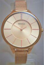 Sekonda  Ladies Rose Gold Plated Watch    2596-SNP