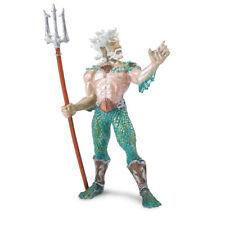 Poseidon figure replica ~ Safari Ltd # 801029 ~ MYTHICAL REALMS plastic toy