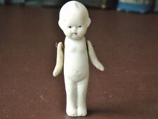 Antique bisque poupée de porcelaine articulée bras