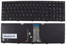 Lenovo g50-30 z50-70 z50-75 b50-70 TECLADO CON MARCO GB Retroiluminación