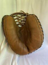 Vintage Nokona Ray Dabek Professional Model Cowhide Catchers Baseball Glove