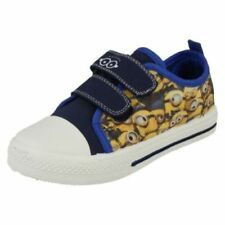 Minions Canvas Shoes for Boys