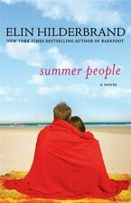 Summer People by Elin Hilderbrand (2010, Paperback)