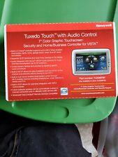 Honeywell Tuxedo Touch color touchscreen Keypad Wifi white