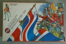AIRFIX  1/32 SCALE WATERLOO BRITISH INFANTRY BOX 1973 BOX ONLY ,,NICE,,