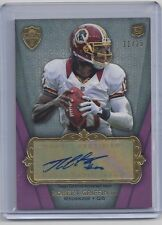 Robert Griffin III RG3 2012 Topps Supreme RC Auto #11/25 Browns/Redskins FREE SH