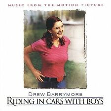 RIDING IN CARS WITH BOYS - Original Soundtrack CD [A98]