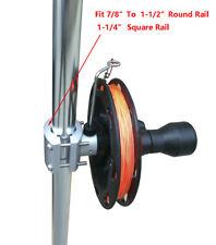 Brocraft Manual Planer Reel / Rail Mount Reel / Teaser Reel