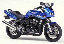 kit pastiglie anteriori + posteriori Yamaha FZS fazer 600 1998-2003