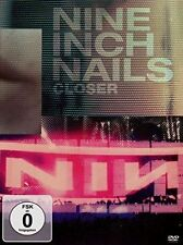 NINE INCH NAILS: CLOSER NEW DVD