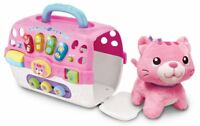 Vtech COSY KITTEN CARRIER Educational Preschool Young Child Toy BN