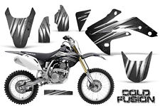 HONDA CRF 150 R CRF150R 07-15 CREATORX GRAPHICS KIT DECALS COLD FUSION S