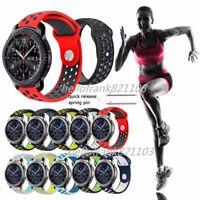 Silicone Sport de Bracelet de montre Pour Samsung Gear S3 Classic / Frontier