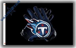 Tennessee Titans Gloves football team Memorable flag 90x150cm 3x5ft best banner