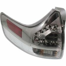 New Tail Light (Driver Side, Outer) for Toyota Sienna TO2804110 2011 to 2015