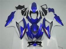 NT Blue Injection Plastic Kit Fairing Fit for 2008-2010 Suzuki GSXR 600 750 l066