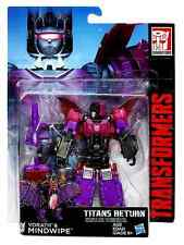 Transformers Generations Titans Return W2 Deluxe Vorath & Mindwipe Hasbro AU