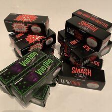 Callaway Strata Lot Smash Boom Voodoo Golf Balls 57 Balls Total - New