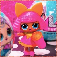 LOL Surprise Series 1 GLITTER QUEEN Baby Doll New Authentic L.O.L. Merbaby Ball
