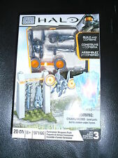 Mega Bloks HALO Set 97166 Forerunner Weapons Pack New MOC Minifigure 20 Bricks