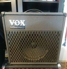 "Vox Valvetronix AD15VT XL 1X8"" 15 Watt Guitar Combo Amplifier   Tested. Metal !"