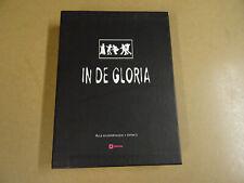 4-DISC DVD BOX / IN DE GLORIA - ALLE AFLEVERINGEN + EXTRA'S ( CANVAS )