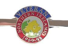 NI Northern Ireland Veteran Tie Clip v2