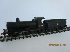 0 Gauge metal Kit built BR black Worsdell J15 0-6-0 with tender loco No 65437