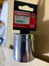 NEW - Craftsman Easy Read Laser Etched #50748 SAE 1/2