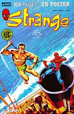 STRANGE N°166 COMME NEUF! IRON-MAN - L' ARAIGNEE - DAREDEVIL - ROM (1983)