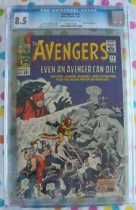 Avengers #14 CGC 8.5