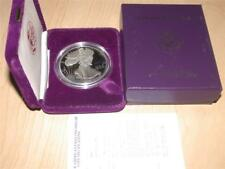 1989-S American Silver Eagle U.S. Mint 1oz Silver Proof Dollar Coin