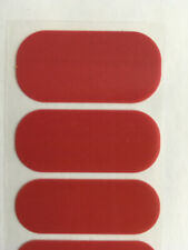 Jamberry Nail Wraps Half Sheet Glossy True Love Classic Red Valentine Free Ship