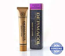 Dermacol High Cover Make-up Foundation Waterproof SPF-30 100% Authentic GENUINE