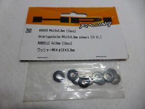 HPI Racing Z693 Washer M4x10x0.8mm (10pcs) RARE RADIO CONTROL PARTS (NI)