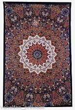 USA SELLER Mandala Star Handmade Tapestry India Hippie Bohemian Bedspread TP009