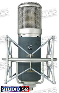 SE Z5600a MKII Valve Microphone with 9 patterns    Warm sound for all recordings