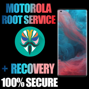 ✅ Motorola Root Remote Service, Custom ROM with Recovery, Bloatware Remove