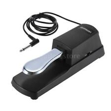 ammoon Piano Keyboard Sustain Pedal Damper Electric Piano Electronic Organ L4L5