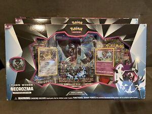 POKEMON TCG Dawn Wings Necrozma Premium Collection Box SEALED!!
